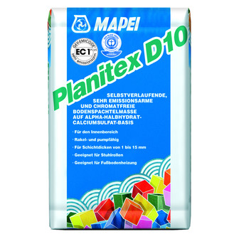 Planitex D10 Spachtelmasse