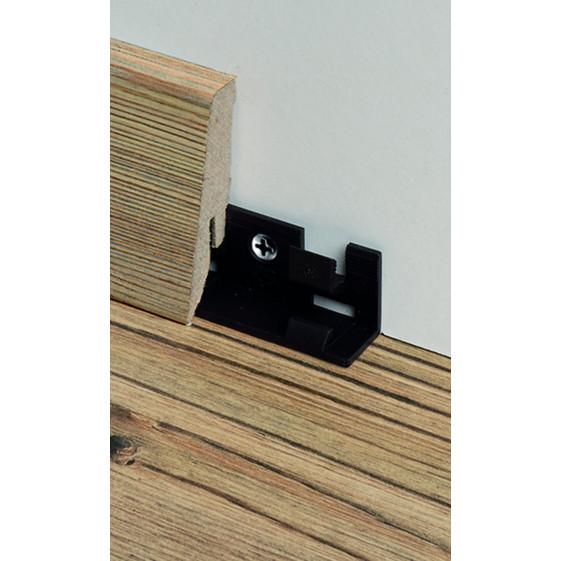 sockelleisten zubeh r clip und schallschutzsystem. Black Bedroom Furniture Sets. Home Design Ideas